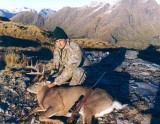 Glenroy Hunting Safaris - New Zealands Best Hunting - white